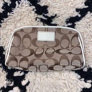 Coach pouch purse